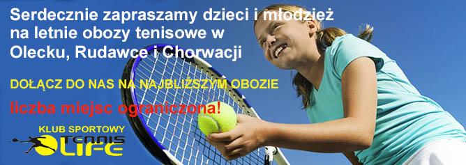 obozy tenisowe rejestracja