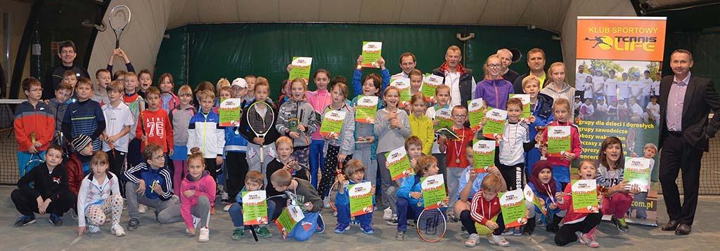 Relacja z turnieju o Puchar Prezesa KS Tennis Life